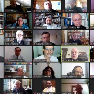 Conversatorio de obispos de la frontera de Perú, Bolivia, Chile y Argentina