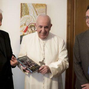Padre Sosa: «Con San Ignacio en el camino hacia la verdadera libertad»