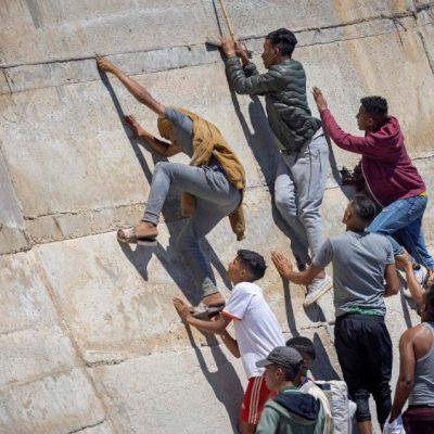 Crisis migratoria en Ceuta: «Como Iglesia, sostengamos a los vulnerables»