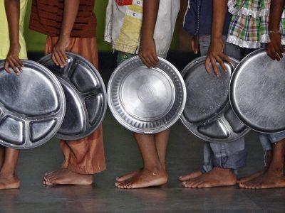 La población mundial en grave situación de inseguridad alimentaria