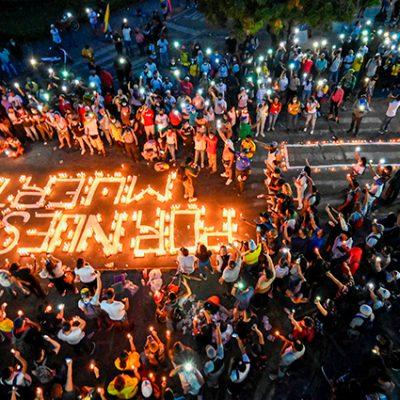 Revista Mensaje N° 699. «El paro en Colombia: Estallido social y represión estatal»