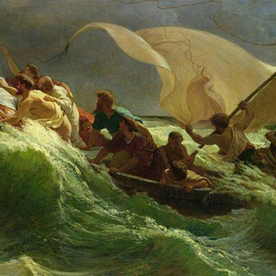 El Evangelio que anunciamos las mujeres. «Confiar y tener fe en la tormenta»