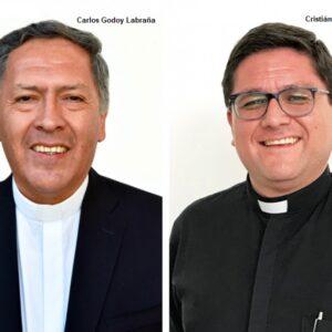 Dos nuevos obispos auxiliares para Santiago