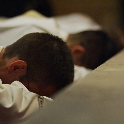 Mis miedos, a unos días de ser ordenado sacerdote