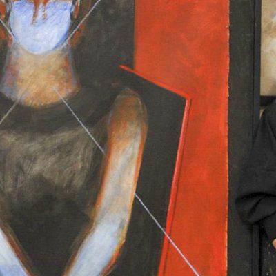 Revista Mensaje N° 700. «Roser Bru: Pintando la memoria»