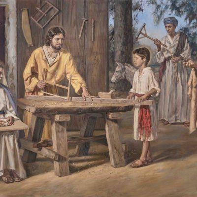 Jesús no es un líder autoritario que impone su poder, sino un curador que sana la vida y alivia el sufrimiento