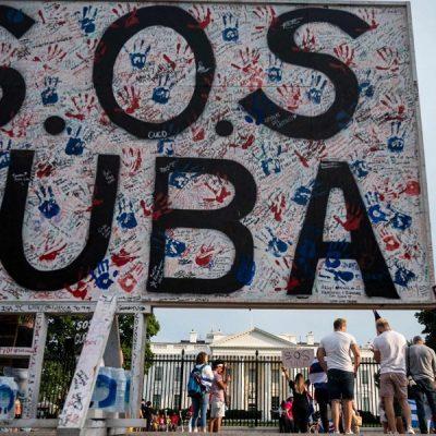 Protestas en Cuba. Obispos de EE.UU. piden promover amistad entre ambos países