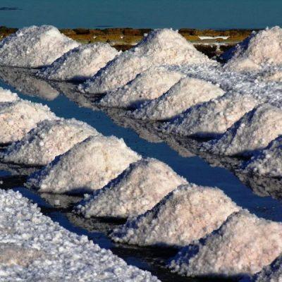 ¿Qué haremos con la sal?