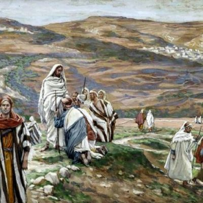 El Evangelio que anunciamos las mujeres. «Jesús iba predicando por todos los pueblos de la región»
