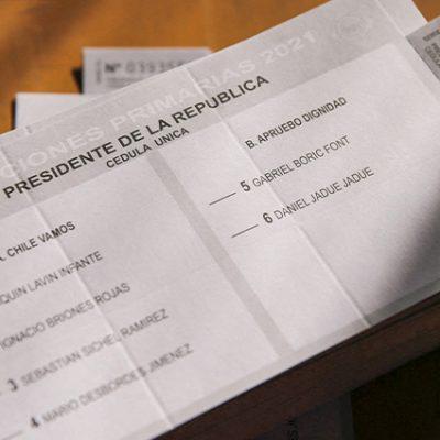 Revista Mensaje N° 701. «Primarias: Lo novedoso y lo impredecible»
