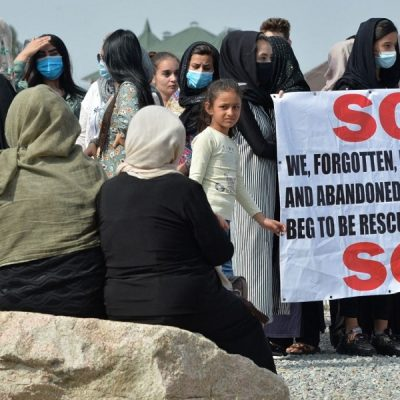 ACNUR: Permanecer en Afganistán es una prioridad