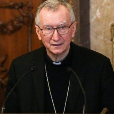 El cardenal Parolin en foro por Corea: «La paz es fruto de la justicia y la caridad»