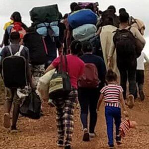 Migrantes. Red Clamor: «Que las naciones poderosas sean parte de la solución»