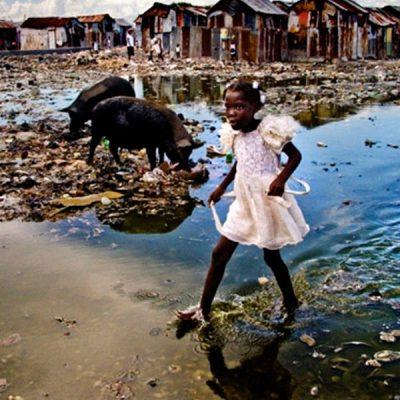 UNICEF: Más de medio millón de niños en peligro tras el terremoto en Haití