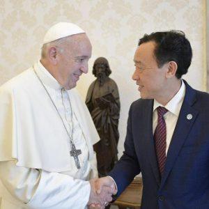 El Papa a Director de la FAO: «Se debe instar a productores a tomar decisiones éticas»