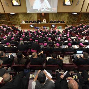 Comenzando el Sínodo sobre la sinodalidad: algunas primeras modulaciones