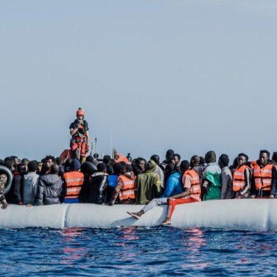 Francisco no olvida al pueblo libio y pide rezar por el sufrimiento de los migrantes