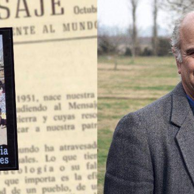 Revista Mensaje N° 703, edición aniversario. «Mensaje, una invitación al diálogo»