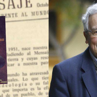 Revista Mensaje N° 703, edición aniversario. «La historia, como maestra de vida»